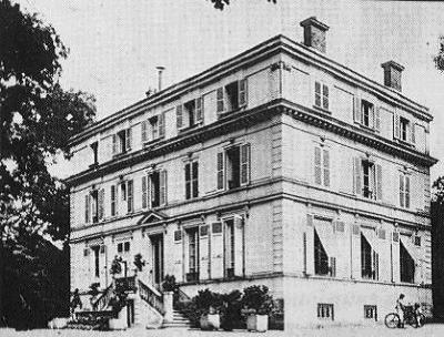 Petit Château Blanc démoli en 1967Antony